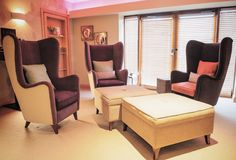 Chill out before your spa treatment in our relaxation area. #Cheshire #knutsford #spa #chill #relax #spatreatment
