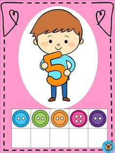 Petite Section, Busy Book, Preschool, Clip Art, Board Ideas, Books, Frames, Exercise, Character