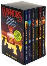 Warriors series by Erin Hunter