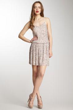 alice + olivia Sequin Blouson Dress