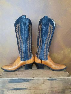 #boots Kids Western Boots, Custom Cowboy Boots, Custom Boots, Cowgirl Boots, Men's Boots, Buckaroo Boots, Cowboy Gear, Fashion Belts, Men's Fashion