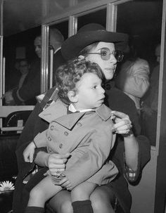 Barbra Streisand + her son in 1969. Tune in to Katie 9/26/12 Barbra talks about career, family and (sooo) much more!