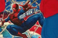 Marvel Kids Spiderman Boys Sleepwear Pajama Set Size 8 Blue Red #Marvel #PajamaSets