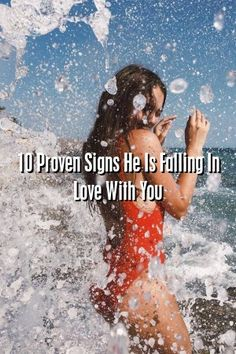 Relationultra 10 Proven Signs He Is Falling In Love With You #lovers #dating  #love