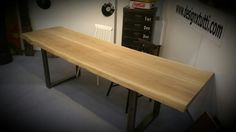 Tavolo moa 2015 in legno massello 1690 euro www.designxtutti.com