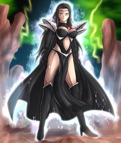 Black Anime Characters, Cute Anime Character, Female Characters, Character Art, Broly Ssj4, Saga Dragon Ball, Female Armor, Shadow Warrior, Cute Dragons