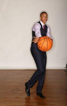 Dante Exum. - Utah Jazz