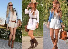 look country com vestido - Pesquisa Google