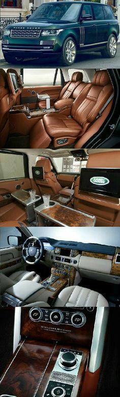 Range Rover Holland