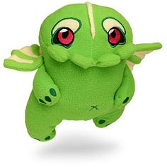 My First Cthulhu Plush. Because every baby needs a little elder god of their own. #squishable #cutengeeky