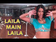 Laila Main Laila | Raees | #DancelikeLaila | Chase Constantino Choreography