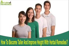 You can find more details about how to become taller at http://www.ayushremedies.com/height-increase-supplements.htm Dear friend, in this video we are going to discuss about the how to become taller. Herbal remedies are available to provide relief for a number of problems inclusive of lack of height.