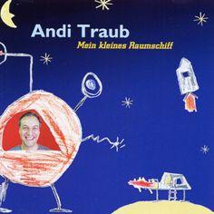 Mein kleines Raumschiff - Andi und die Affenbande - Kindermusikkaufhaus KIMUK.de - Kindermusik