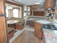 New 2015 Keystone RV Cougar X-lite 21RBS Travel Trailer at General RV | Birch Run, MI | #113366