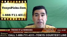 Fresno St Bulldogs vs. Nebraska Cornhuskers Pick Prediction College Foot...