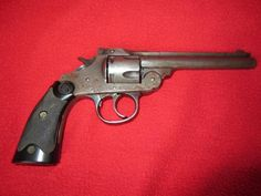 US Revolver Company Hand Gun - Online Only Auction Ending Monday, February 16, 2015. Prairie Farm, WI. #auction #wisconsin