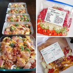 25+ Easy Freezer Meals To Make Amazing Dinners In Less Time