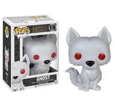 Game of Thrones POP! Vinyl Figure Ghost 10 cm