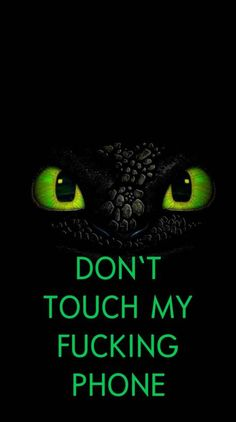 Search free dont touch my phone Ringtones and Wallpapers on Zedge and personalize your phone to suit you. Start your search now and free your phone Dragon Wallpaper Iphone, Wallpaper Iphone Neon, Dont Touch My Phone Wallpapers, Disney Phone Wallpaper, Cute Wallpaper For Phone, Cute Wallpapers, Cracked Wallpaper, Eyes Wallpaper, Cool Lock Screen Wallpaper