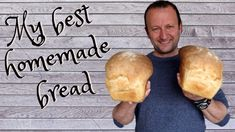 The best homemade bread that I make and enjoy with my family. it can be made by someone who has never made bread again in his/her life. Simple ingredients, s. No Knead Bread, Yeast Bread, Bread Baking, Homeade Bread, Homemade, Bread Recipes, Cooking Recipes, Apple Dump Cakes, Biscuit Bread