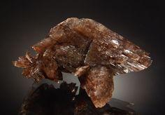 Axinite-(Mn) - Canta, Canta District, Canta Province, Lima Department, Peru Size: 3.1 x 6.2 cm