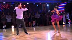 Janel and Val's Jazz Number - Dancing with the Stars