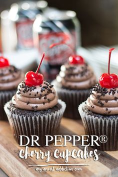 Dr Pepper® Cherry Cu
