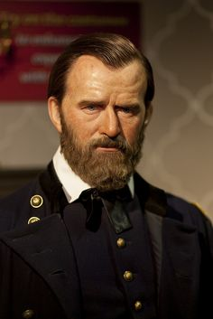President Ulysses S. Grant was born Hiram Ulysses Grant on April, in Point Pleasant, Ohio, near the mouth of the Big Indian Creek at the Ohio River. American Presidents, Us Presidents, American Civil War, American History, Ulysses S Grant, Union Army, Civil War Photos, Political Figures, Abraham Lincoln