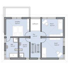Haus Klose – Obergeschoss