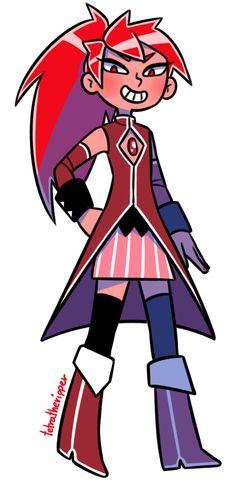 Kyouko would be like Ruby or Bloodstone or Garnet or Red Tiger's Eye. Edit:Carnelian! She's Carnelian according to the original artist!