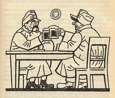 Austrian Empire, Austro Hungarian, Czech Republic, Illustrators, Fairy Tales, Literature, The Past, Comics, Drawings