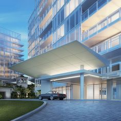 The Surf Club | Architect Magazine | Richard Meier & Partners Architects, Surfside, FL, USA, Commercial, Entertainment, Hospitality, Multifamily, Retail, Single Family, Sports, Modern