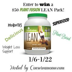 New Age Mama: Plant Fusion Lean Pack #Giveaway