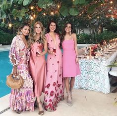 Party Fashion, Dress Codes, Beautiful Bride, Dress To Impress, Dress Up, Style Inspiration, Outfits, Wedding Dresses, Ruffles Bridesmaid Dresses