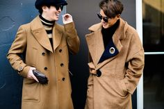 What New York's Best Dressed Men Wore to Fashion Week