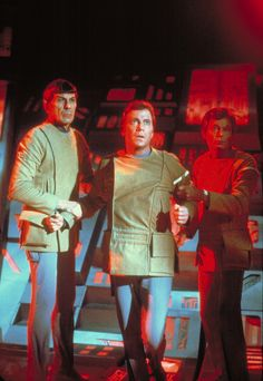 Star Trek The Motion Picture.  Among my favorites.