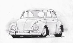 Vw Bug by GTStudio.deviantart.com on @DeviantArt