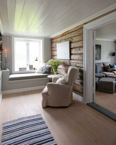would love a window seat like that!! - Halvor Bakke, bolig, Stavern klikk.no
