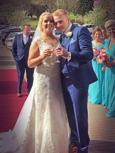 There are not enough words to describe how amazing Natalie and Samuel's wedding was last Saturday! Congratulations to you both from all the Redcastle Hotel team 😁 Congratulations To You, Donegal, Wedding Venues, Bride, Grooms, Wedding Dresses, Amazing, Fashion, Scouts