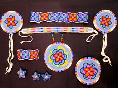 Pow+WoW+Beadwork+Set | Beadwork Sets