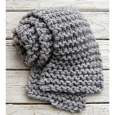 Cristin Rae Knitwear + Accessories Bulky Extra Long Knit Scarf ($72) ❤ liked on Polyvore featuring accessories, scarves, tube scarf, loop scarf, knit loop scarf, wrap shawl and knit infinity scarf
