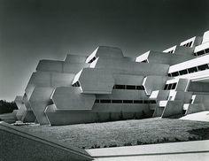Burroughs Wellcome. Research Triangle Park, North Carolina 1962.