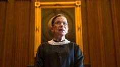 """RBG"": New Documentary Celebrates Life of Groundbreaking Supreme Court Justice Ruth Bader Ginsburg Felicity Jones, Daughter Of The Regiment, Justice Ruth Bader Ginsburg, Feminist Icons, Best Documentaries, Thing 1, Women In Leadership, Supreme Court Justices, Duke University"