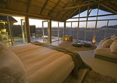 Hotel & Lodges in the Sossusvlei Area - Namibia. Explore Africa and enjoy a luxury safari holiday. Safari Home Decor, Audley Travel, Safari Holidays, Wildlife Safari, Beautiful Space, Patio Design, Lodges, Best Hotels, My Dream Home