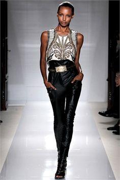 Balmain 2012 Vogue.it
