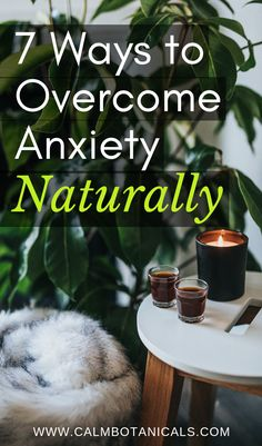 7 Ways To Overcome Anxiety Naturally Herbs For Sleep, Burnout Recovery, Essential Oils For Sleep, Sleep Issues, Anxiety Tips, Proper Nutrition, Alternative Health, Be Kind To Yourself, Natural Living