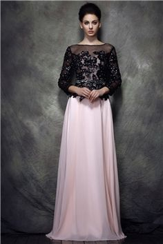 Attractive Sequins A Line Bateau Floor Length Long Sleeves Polinas Mother Of Bride Dress