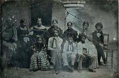 Familia mexicana, 1847