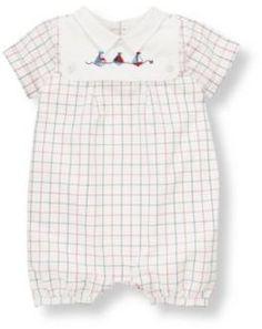 Summer Preppy Baby Boy Clothes