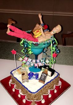 Boyfriend 21St Birthday Ideas 22Nd Birthday Cake 22Nd Birthday